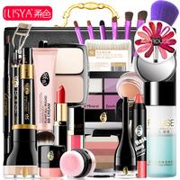 ILISYA柔色 专业新娘妆舞台妆 自然裸妆清透妆 彩妆套装全套正品