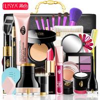 ILISYA柔色初学者彩妆套装定制礼盒彩妆全套专柜正品包邮