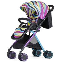 婴儿手推车简易超轻便携式折叠伞车0/1-3岁可坐躺宝宝小孩儿童夏